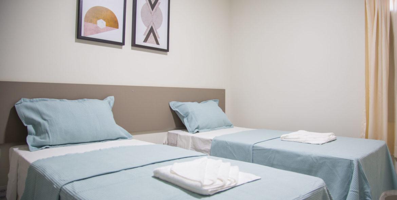 Apartamento Duplo Standard Superior
